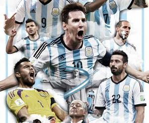argentina, world cup, and thanks you image