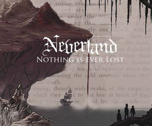neverland, peter pan, and quotes image