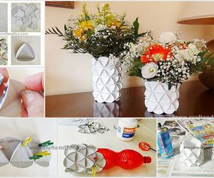 bottle, crafts, and ideas image