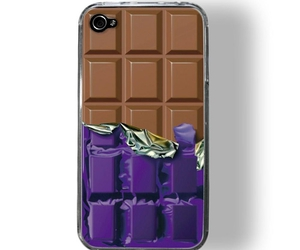 case, chocolate, and girl image