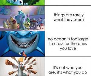 pixar, disney, and movies image