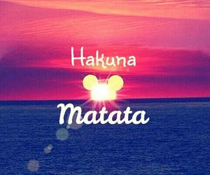 hakuna and matata image