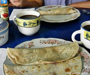 cafe, food, and tortilla image