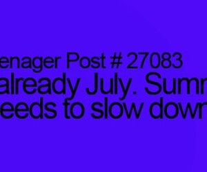 down, july, and summer image