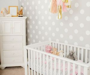baby, baby room, and home image