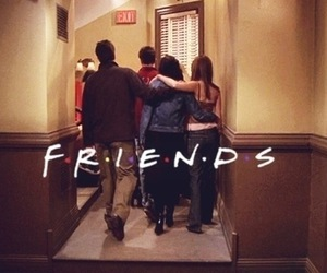 amazing, chandler bing, and forever image