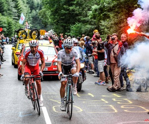 cycling, rodriguez, and tour de france image
