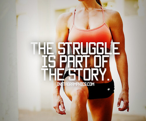 exercise, fitness, and inspiration image