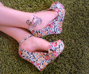 cute, shoes, and summer image