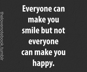 quote, smile, and everyone image