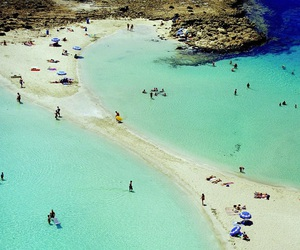 cyprus and beach image