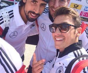germany, mesut Özil, and sami khedira image