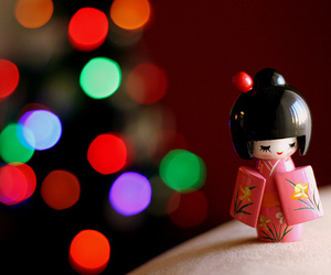 chinese and doll image
