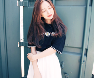 ulzzang, fashion, and korean image