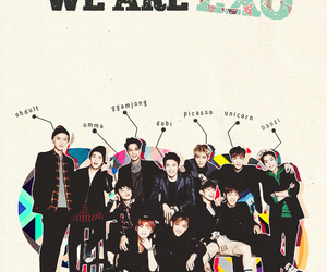 exo, we are one, and ot12 image