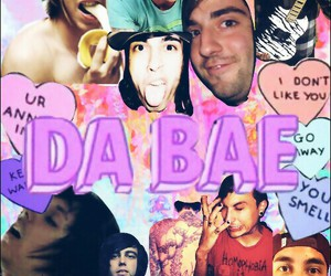 alex gaskarth, all time low, and bob bryer image