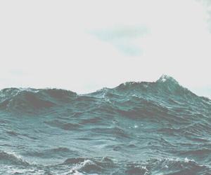 ocean, sea, and wallpaper image