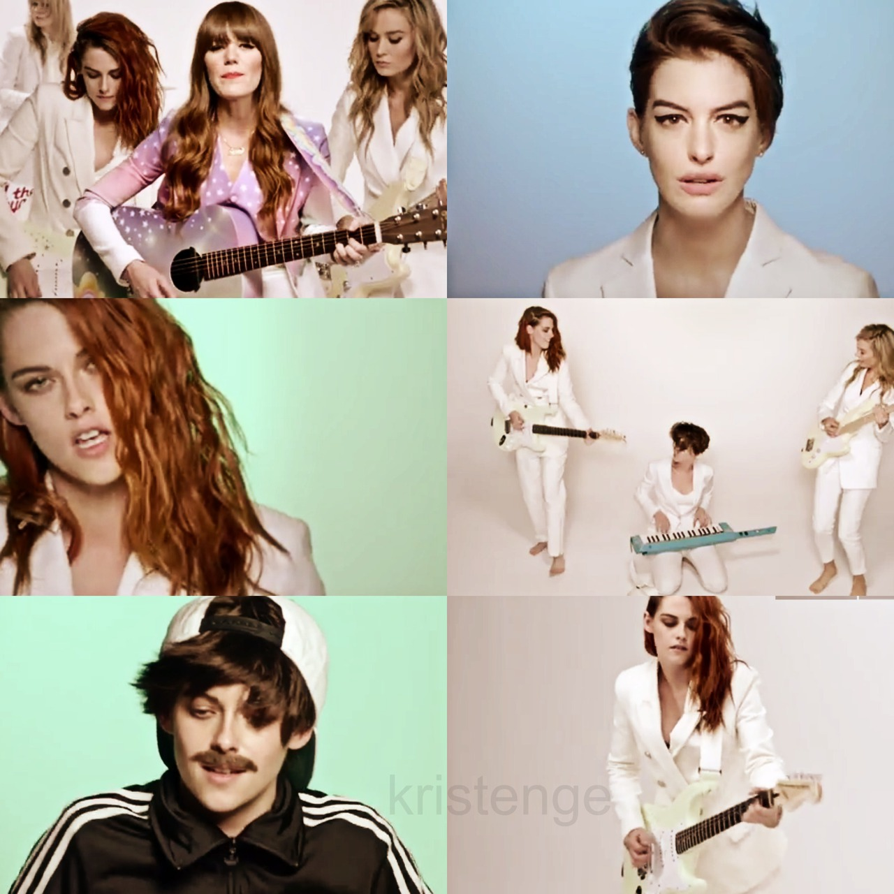 Anne Hathaway, clip, and jenny lewis image