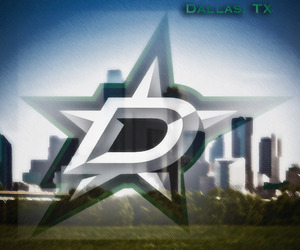 Dallas, hockey, and nhl image