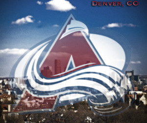 colorado, hockey, and nhl image