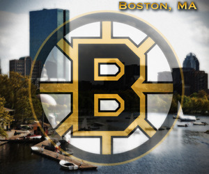 boston, boston bruins, and hockey image