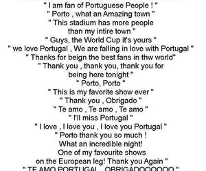 concert, portugal, and quotes image