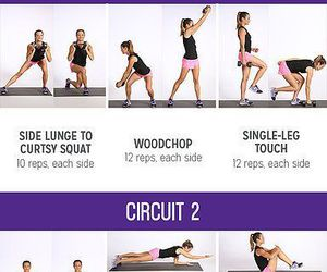 workout, fitness, and fit image