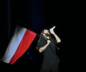 jared leto, Poland, and 30 seconds to mars image