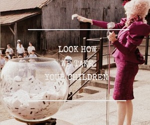 trinket, effie, and thg image
