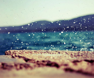 water, sea, and photography image