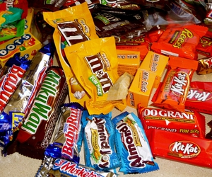 candy, chocolate, and mars image