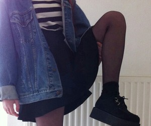 grunge and creepers image
