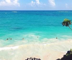 beach, Dream, and sea image