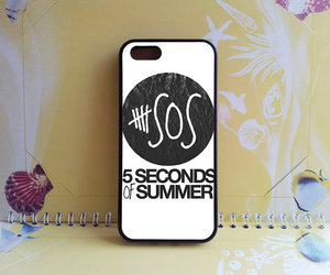 iphone 4 case, 5sos, and iphone 5 case image