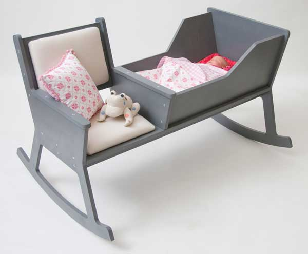Brilliant Comfortable Rocking And Cradle Chair For Mom And Baby Niriti Creativecarmelina Interior Chair Design Creativecarmelinacom