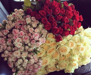 flowers, chanel, and like image