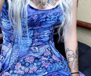 alternative, fashion, and Piercings image