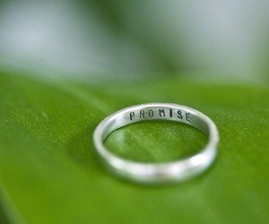 ring and promise image