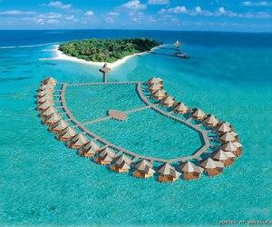 travel, beach, and Island image