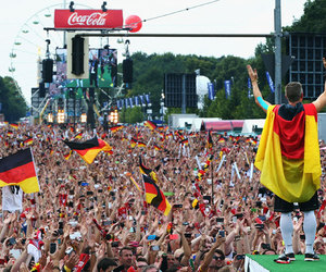 deutschland, flag, and flags image