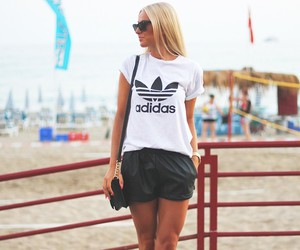 blogger, blondie, and alanya image