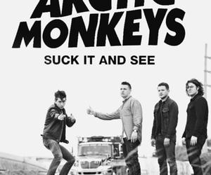 arctic monkeys, music, and band image