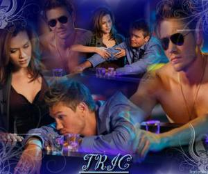 chad michael murray, couple, and lucas scott image