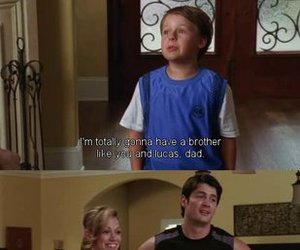 funny, lol, and one tree hill image