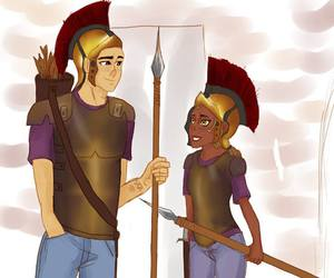 lol, heroes of olympus, and percy jackson image