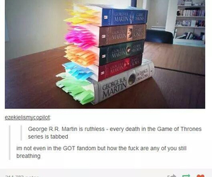 death, fandom, and game of thrones image