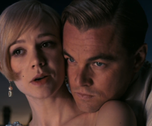 Carey Mulligan, film, and leonardo dicaprio image