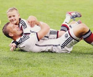 germany, world cup, and podolski image