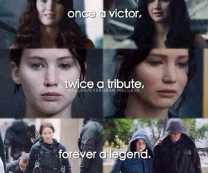 legend, tribute, and catching fire image