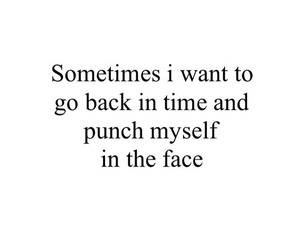 quotes, punch, and time image